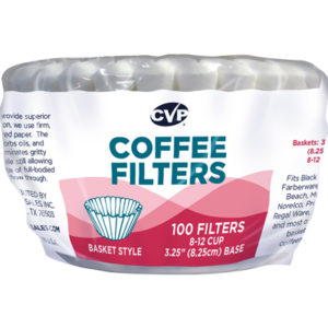 CVP Coffee Filters 100 ct