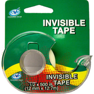 CVP Tape - Invisible 1/2 X 450